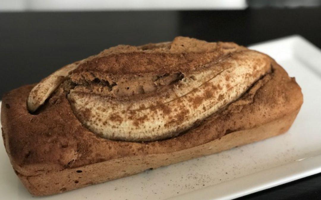 bananencake met speculaaskruiden