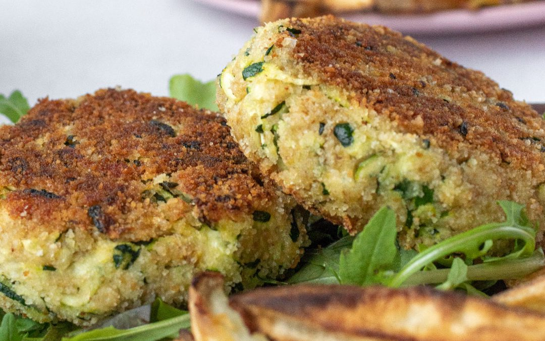 courgette burgers