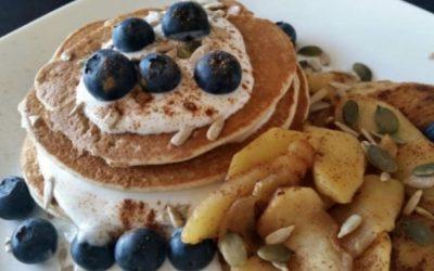 Pannenkoeken glutenvrij en lactosevrij