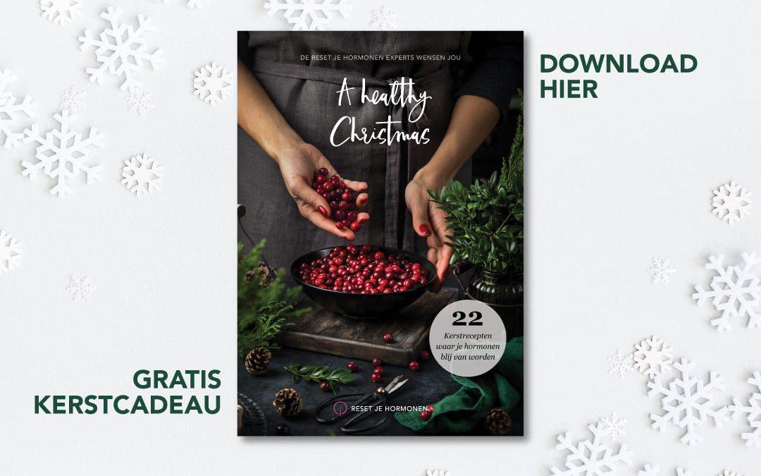 Heerlijke kerstrecepten als cadeau