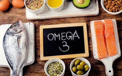 Omega3 vetzuren, onmisbaar!